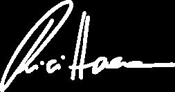 Ricarda Haaser Unterschrift